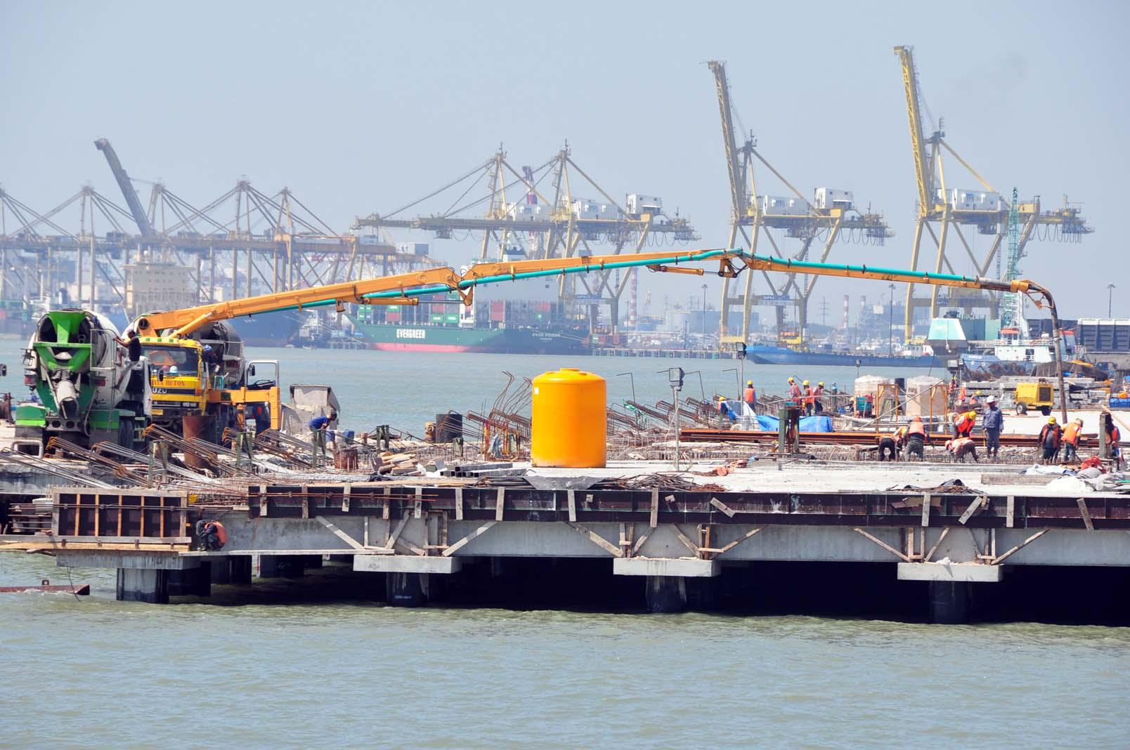 Organda Anggarkan 290 Milliar Untuk Sambut Teluk Lamong
