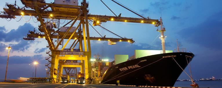 Pelabuhan UAE DP World Berhenti Kerjasama Dengan TPS
