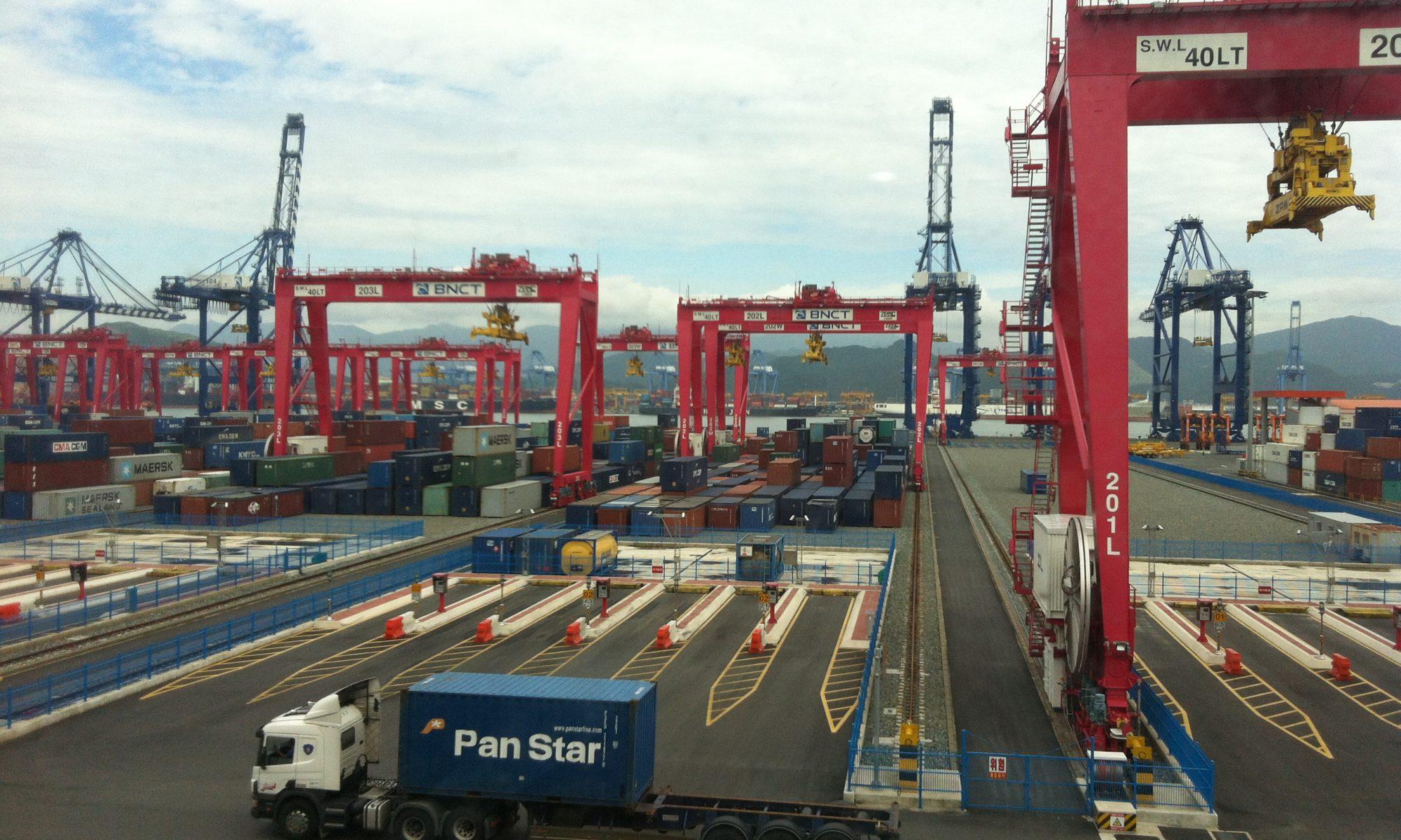 Terminal Pelabuhan Baru Di Jakarta Mulai Beroperasi