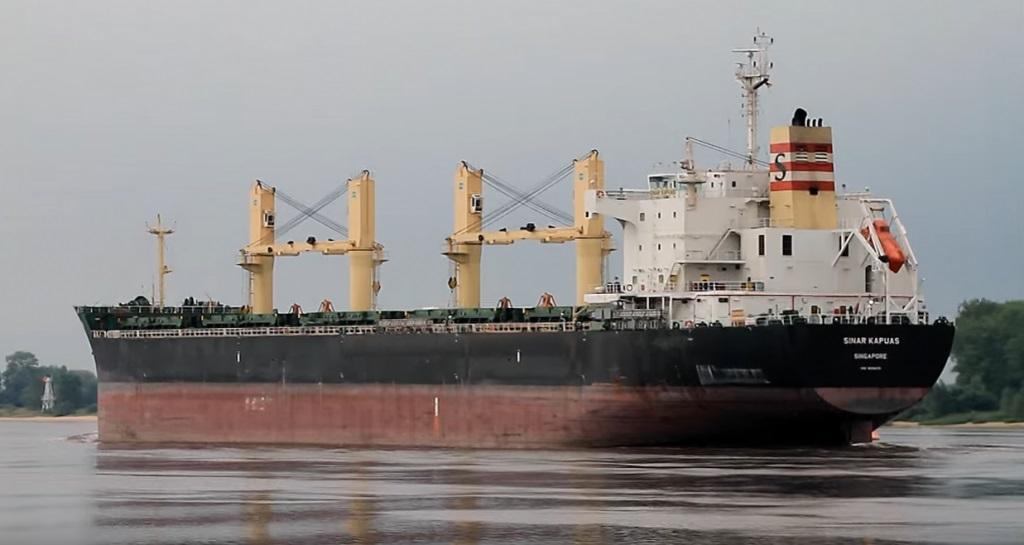 Samudera Shipping Berencana Buang Kapal Tua
