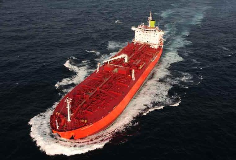 GulfNav Membeli Pasukan Utama di Atlantik Singapura