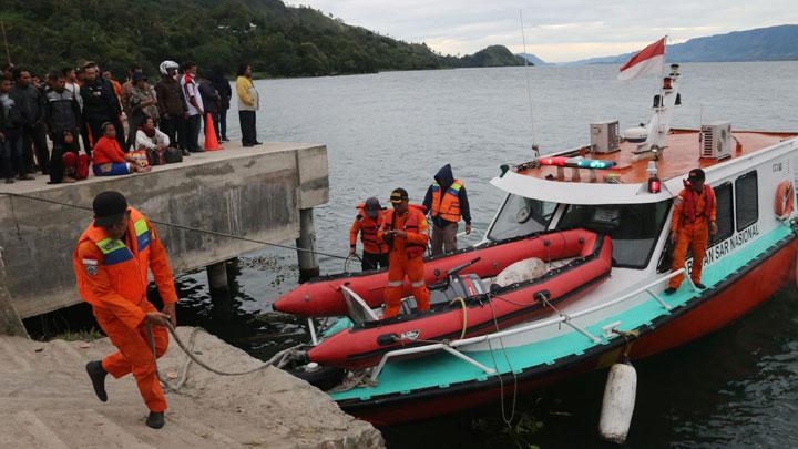 Kapal Terbalik di Danau Toba, Sebabkan Banyak Orang Menghilang