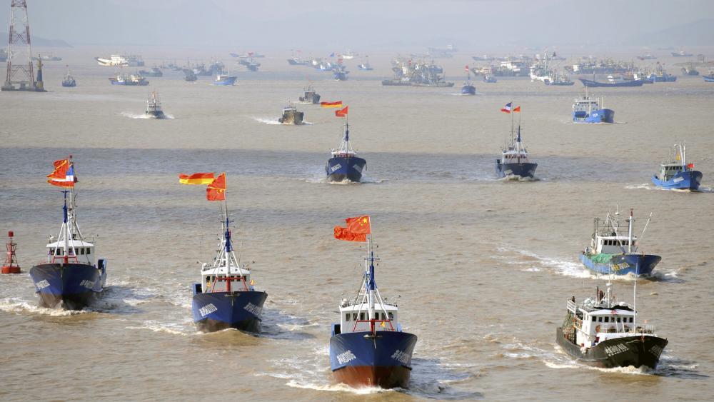 China Saat Ini Menjadi Negara Maritim Nomor 1 Dunia