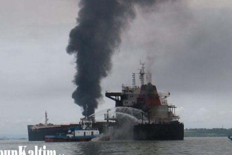 IUMI Khawatir Akan Semakin Maraknya Kebakaran Kontainer