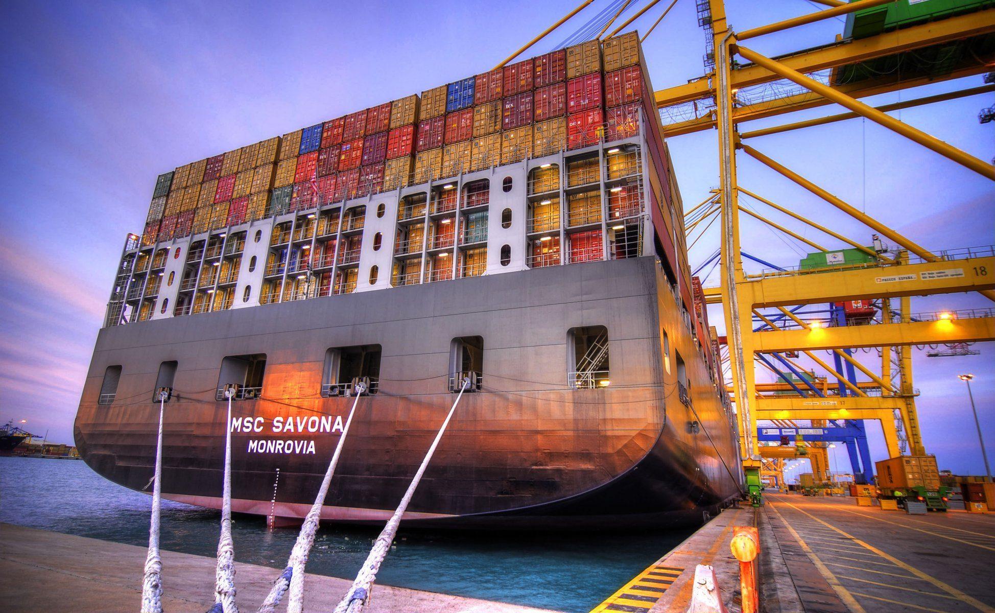 Pelabuhan Houston Akan Buat Ruang Kontainer Lebih Besar